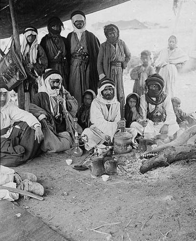 bedouin and coffee