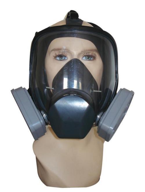 gas mask-modern