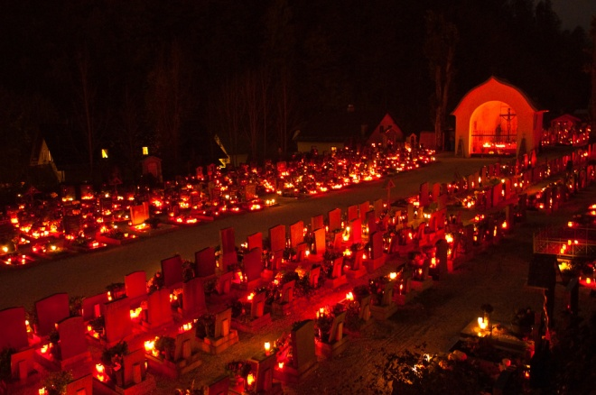 All souls day Germany-2-night