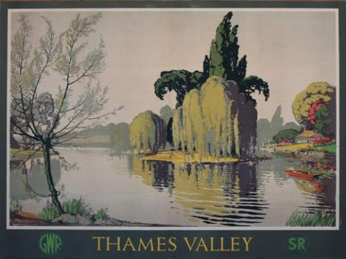 great western railway-thamesvalley