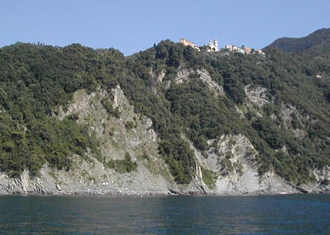 san rocco from the sea