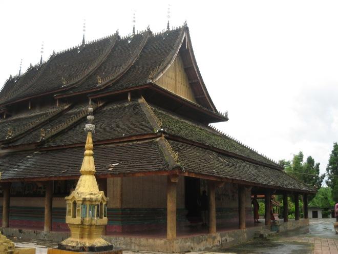 temple Xishuangbanna
