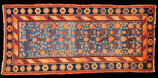 Khotan carpet