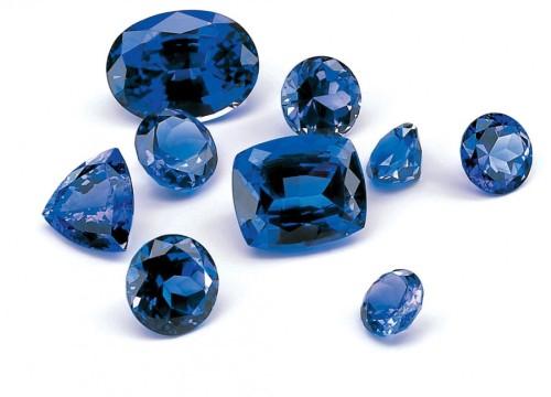 sapphires-blue