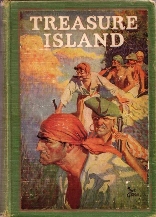 Treasure.Island frank godwin 1925