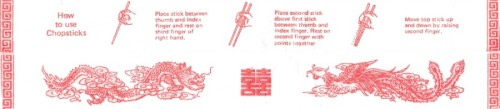 instructions to use chopsticks