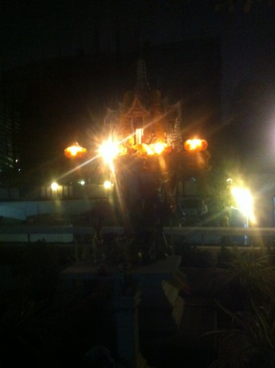 spirit house big-night
