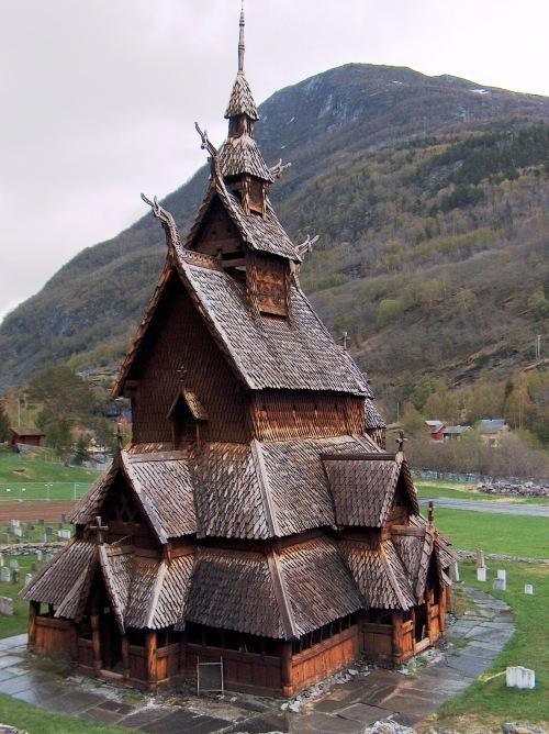 Borgund_stavkirke