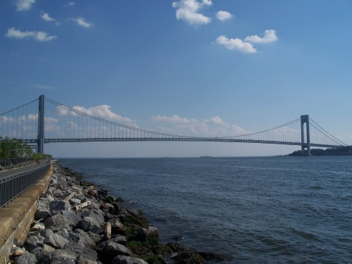 Verazzano Narrows Bridge