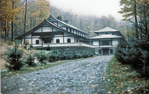 buddhist temple catskills