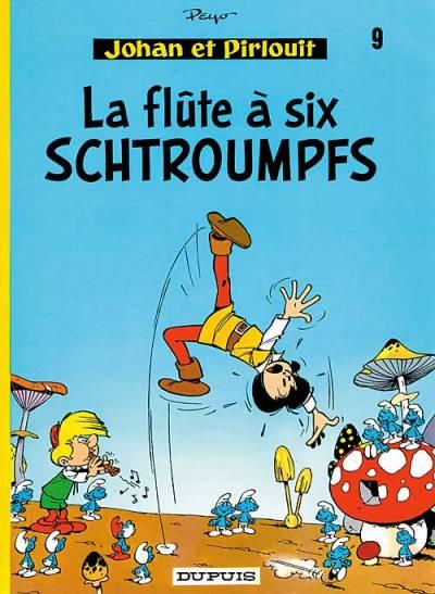 09-flute a six schtroumpfs
