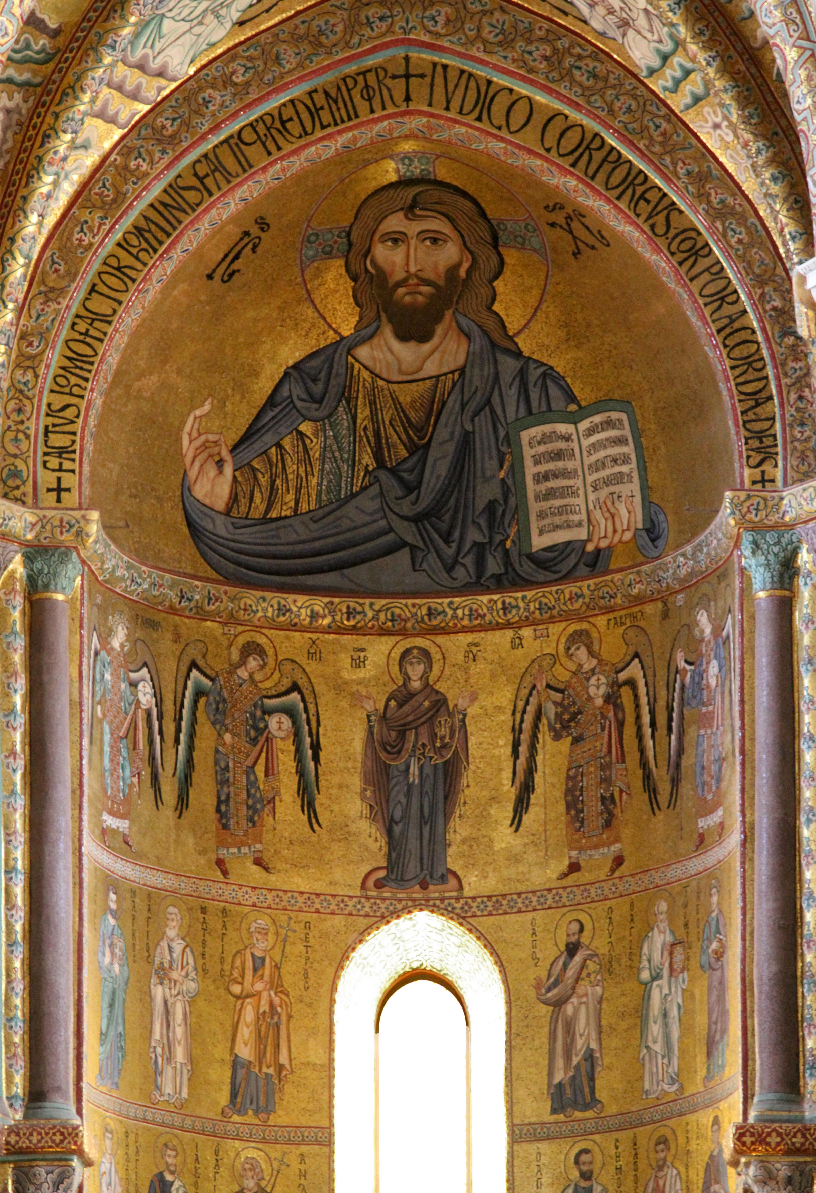 Cefalu Duomo