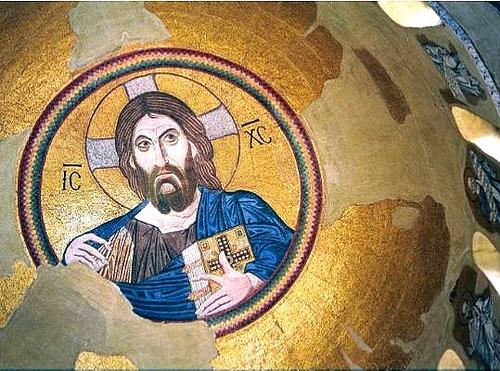 Daphni-Christ Pantrocrator