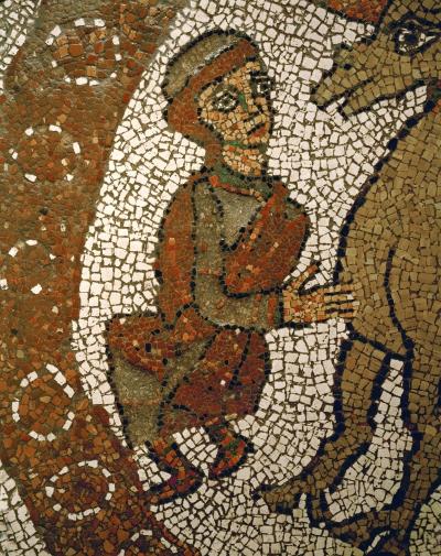 otranto-mosaic-6-Pantaleone_ self-portrait