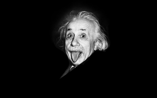 Albert-Einstein-Tongue