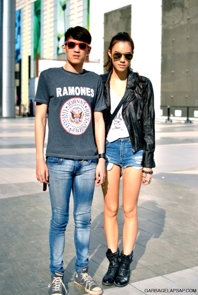 cool thai couple