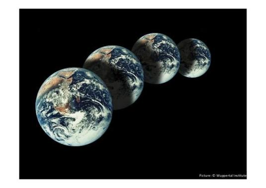 four planets