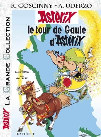 Asterix et le tour de Gaule