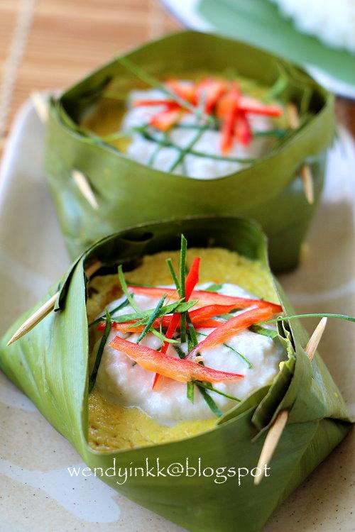 cambodian fish amok trey
