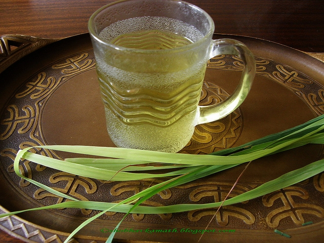 lemongrass infusion