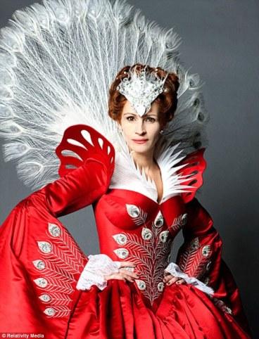 julia roberts evil queen