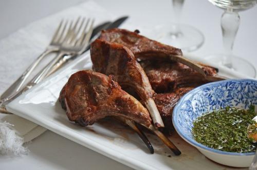 lamb sauce and lamb