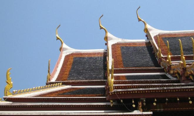 Wat Phra Kaew - chofahs