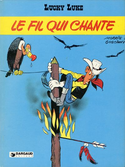 Lucky Luke vulture