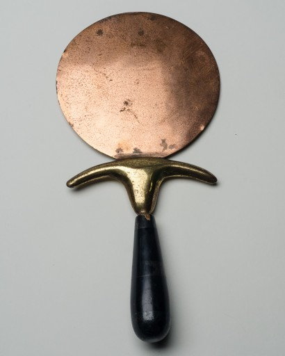 copper mirror egyptian