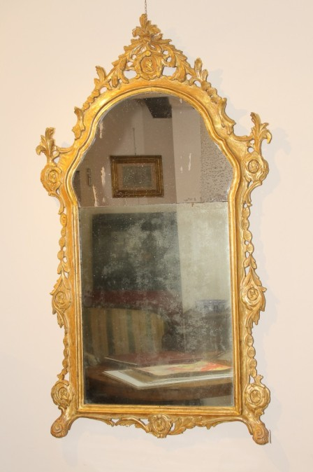 old venetian mirror in good shape