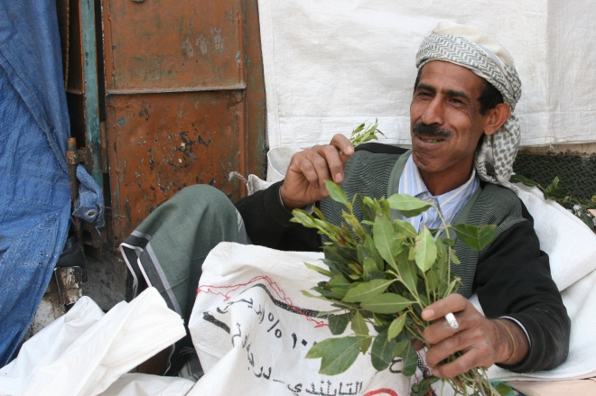 khat chewing