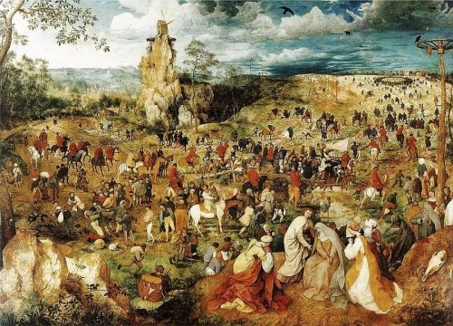 procession-to-calvary-by-pieter-bruegel-the-elder