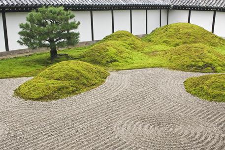 Rock gardens the heart thrills - Jardines japoneses zen ...